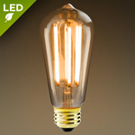 LED Filament Bulbs - Incandescent Style - Category Image