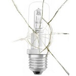 Shatter Resistant T30 Halogen Lamps - Category Image