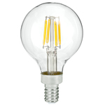 Antique LED Filament Globe Light Bulbs - Category Image
