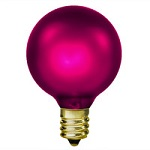 Pink G16 Globe Lights - Category Image
