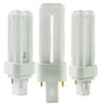 2 Pin Plug In Compact Fluorescent - Category Image