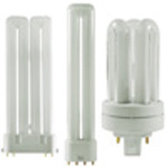4 Pin Plug In Compact Fluorescent - Category Image