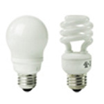 2 to 200 Watt Compact Fluorescent Bulbs - Category Image