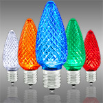 C9 LED Light Bulb Replacements - Category Image
