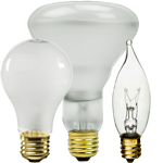 Incandescent Light Bulbs - Category Image