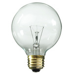 G25 Decorative Globe Incandescent Light Bulbs - Category Image