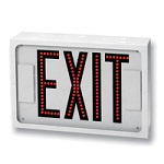 Direct View Steel Exit Signs - Category Image