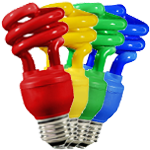 Colored Compact Fluorescents - Category Image
