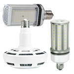 LED Retrofit Lamps for HID Systems - Category Image